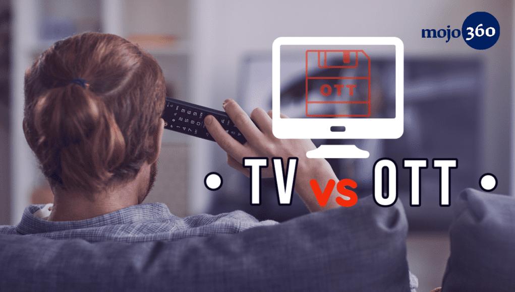 Decline of TV as OTT Platforms Arise